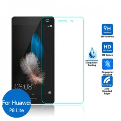 Protector cristal templado Huawei P8 LITE