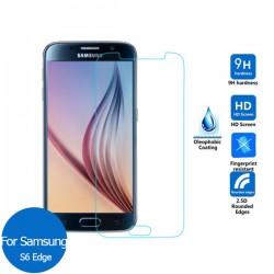 Cristal templado Samsung GALAXY S6 G920 Edge Zero G925