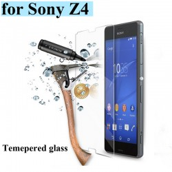 Protector Sony xperia z4 Z3+ E6553 E6533 vidrio templado