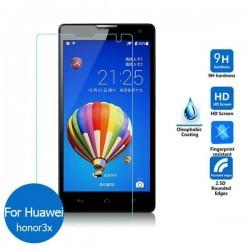 Cristal templado Huawei Honor 3