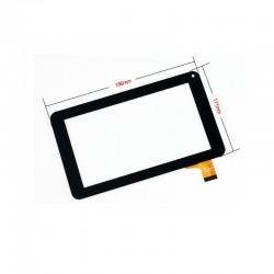 Cristal tactil LEOTEC PULSAR Q LETAB720 pantalla externa ytg-p70025-f1