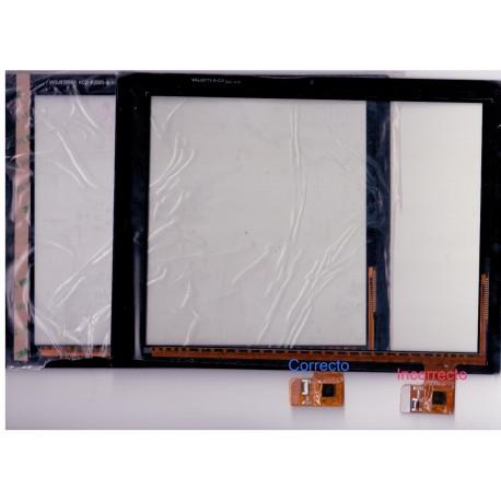 WGJ9760-v4 Pantalla tactil ONN M6 cristal digitalizador
