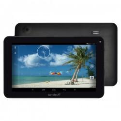Lámina protector pantalla Sunstech Tab727QC cristal flexible