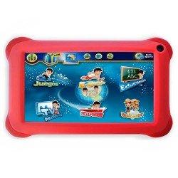 Protector de pantalla approx Cheesecake Kids APPTBKID7 cristal flexible