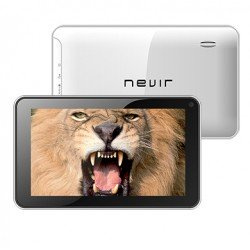 Protector pantalla para Nevir NVR-TAB7 S1 4GB cristal flexible