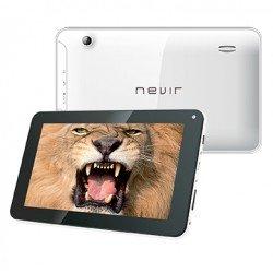 Lámina protector pantalla Nevir NVR-TAB7 S2 8GB cristal flexible