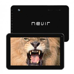 Protector Nevir NVR-TAB101QHD S5 anti golpes cristal flexible
