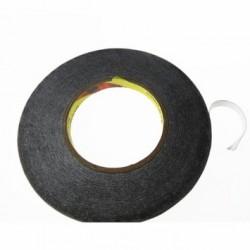Cinta adhesiva doble cara de 2 mm por 50 metros