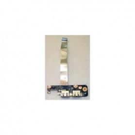 Conector USB toshiba satellite L455 NBX0000LO00