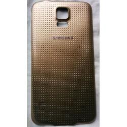 Tapa trasera Samsung S5 I9600 blanco