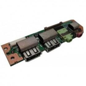 Conector USB y audio lm7rab Fujitsu Siemes Amilo Pro