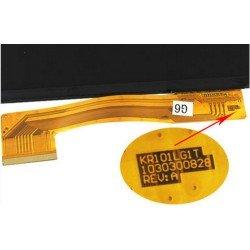 Pantalla LCD Nevir NVR-TAB101 QHD S2 KR101LG1T 1020300828