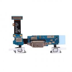 Conector carga flex Samsung S5 G900H original