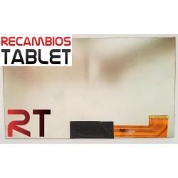 Pantalla LCD SPC GLEE 10.1 3G 9750108N 9755116B FPC-ADT10105L50-01