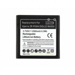 Bateria BA950 Sony Xperia ZR M36h C5503 C5502