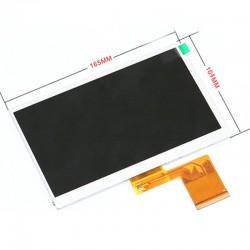 Pantalla LCD para tablet I-joy Deox miomundo 7 pulgadas C700D60 LED DISPLAY