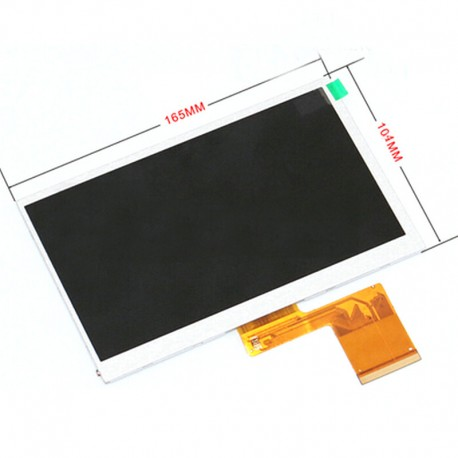 Pantalla LCD para tablet I-joy Deox miomundo 7 pulgadas C700D60 LED DISPLAY