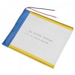 Bateria para tablet 3000 mAh 3.7V Universal