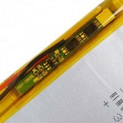 Batería 5000mAh 3.7V 110 x 95 x 3mm
