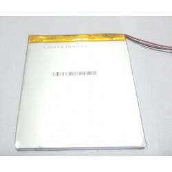 Batería Wolder OREGON 3,7v 6500mAh 146x105x2.5mm