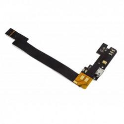 Conector de carga FLEX bq E5 jack original