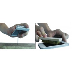 Protector pantalla phablet 6 pulgadas 166 por 81mm cristal flexible