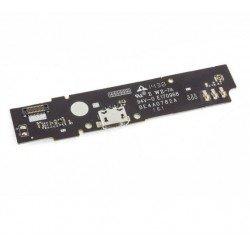 Conector de carga FLEX bq E6 jack original