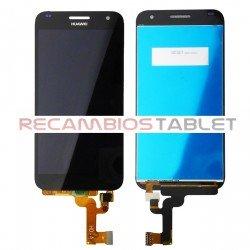 Pantalla completa Huawei Ascend G7 LCD + tactil