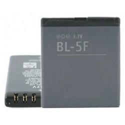 Batería Nokia BL-5F BL5F E65 E-65 E 65 N95 N-95 N 95 N96