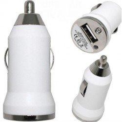 Cargador coche USB conector mechero