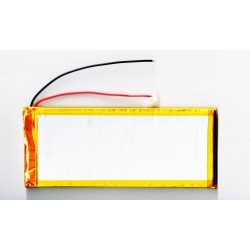 Batería 3800mAh para tablet 125 x 41 x 3,5mm