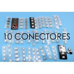 10 Conectores microusb para Tablet y smartphone