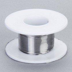 Alambre de estaño 0.8mm 100g bobina