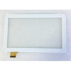 Pantalla tactil HK10DR2438-V01 HK20141007 XF-20141113 BLANCA