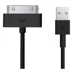 Cable datos USB iPad 1 Gen. - A1219 / A1337 / iPad 2 / iPad 3