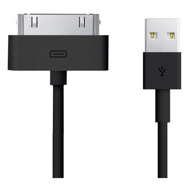 5b8abd766c6 Cable datos USB iPad 1 Gen. - A1219 / A1337 / iPad 2 / iPad. Loading zoom