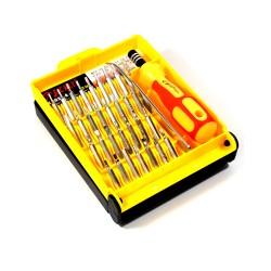 Destornillador con 30 puntas de precisión