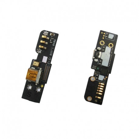Cable flex de carga Meizu Mx2 placa microusb