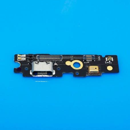 Cable flex de carga Meizu Metal placa microusb