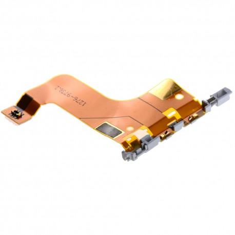 Flex de carga para Sony Xperia Z2 placa microusb