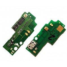 Conector flex Honor 3X G750 microfono y vibrador