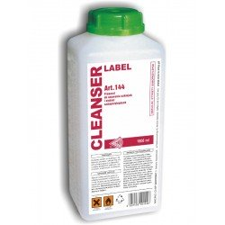 Cleanser LABEL 1L ART.144 quita etiquetas