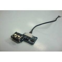 BA92-04768A Placa conector USB Samsung R700