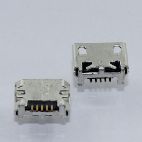 Conector carga HUAWEI P6 G610 C8815 C8816 3C 3X G730 G750 G710 G700 MicroUSB