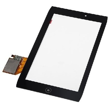 Pantalla táctil digitalizadora Acer Iconia A100 negra NC070GG02