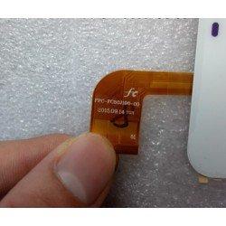 Pantalla táctil FPC-FC80J196-00 repuesto digitalizador