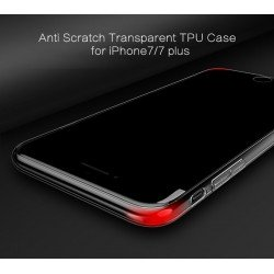 Funda gel TPU iPhone 7 plus ultra fina