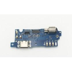 Placa conector de carga Meizu M3s