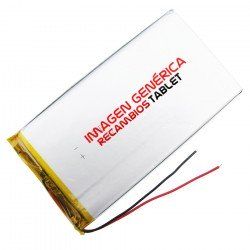 Batería Intenso Tab 1024 10.1 8GB y Selecline MID11Q9L