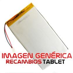 Batería Polaroid Platinium 10 pulgadas y DENVER TAQ-10153
